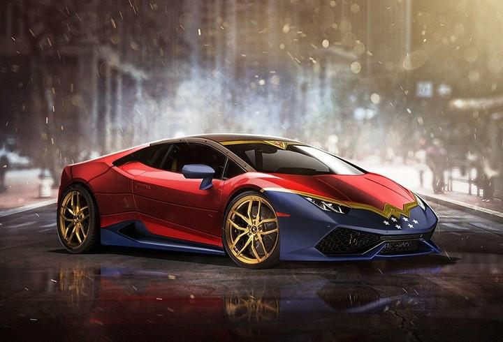 Süper kahramanların ilginç otomobilleri - Sayfa 3