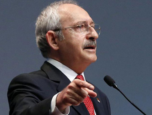 CHP lideri Kılıçdaroğlu'ndan hükümete sert eleştiri