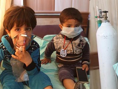 IŞİD bu kez kimyasal silah ile saldırdı!