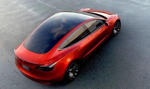 Tesla'nın beklenen otomobili çıktı! - Sayfa 2
