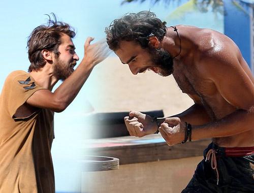 Survivor Semih ve Zafer kavgası kim elendi? Acun'un kararı