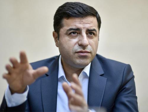 HDP'nin dokunulmazlık hamlesi Demirtaş'tan açıklama