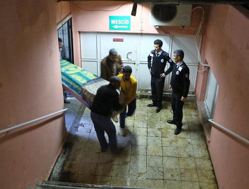 Özgecan'ın katiline 5 gün sonra mezar tabuttaki detay