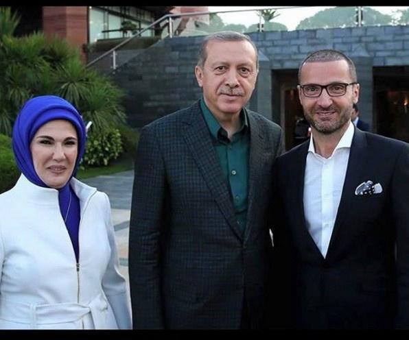 Sinan Özen bakın kiminle evleniyor? Şahit de Erdoğan...
