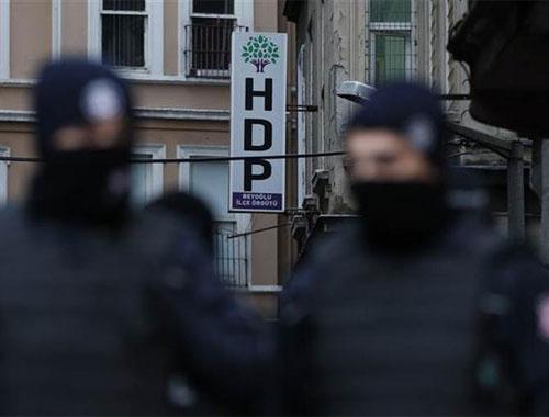 HDP'den dokunulmazlık resti!