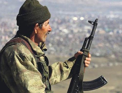 Giresun'da PKK'ya karşı 750 korucu alındı