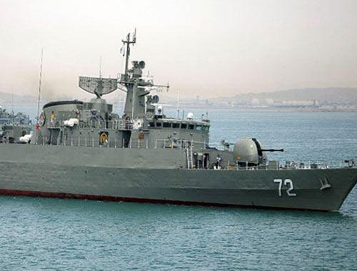 İran gemilerini gönderdi Körfez'de sular ısınıyor