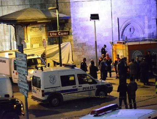 Bursa'da canlı bombanın örgütü belli oldu!