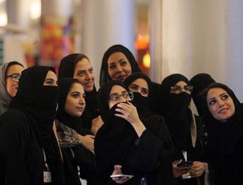 Suudiler karar verdi: Kadınlar buna hazır değil!