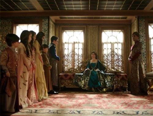 Muhteşem Yüzyıl Kösem 21. yeni bölüm fragmanı işte Kösem'in çocukları