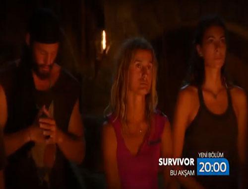 Survivor 5 Nisan kim elenecek?