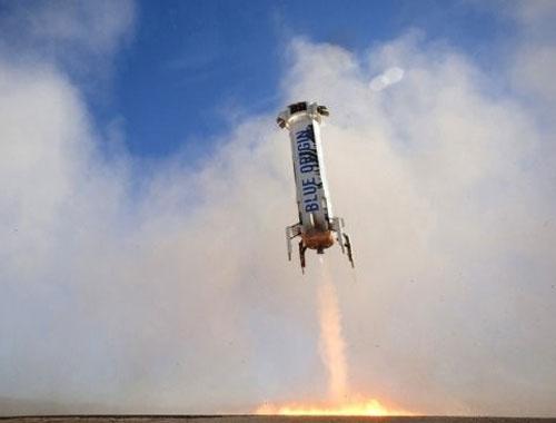 Uzay turizmi 2018'de başlıyor
