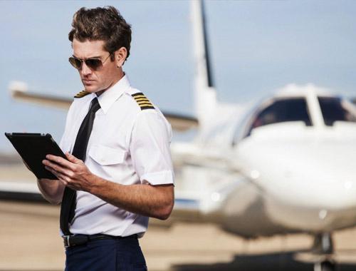 Pilot olmak isteyenler Express Group Türkiye'de
