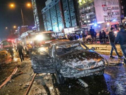 Ankara'da PKK'lı canlı bomba yakalandı