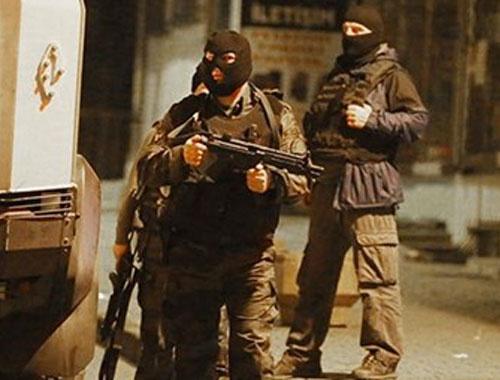 Bolu'da PKK'nın hücre evine operasyon