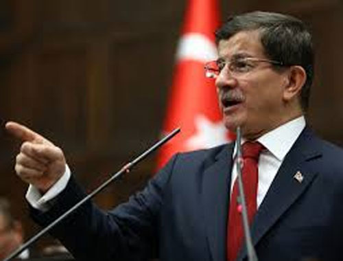 Başbakan Davutoğlu: Namus meselesi