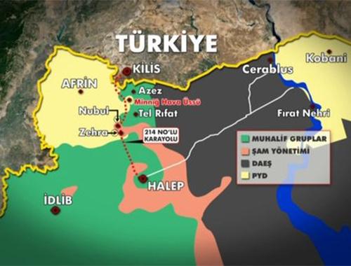 Türk askeri Suriye'ye mi girdi flaş açıklama