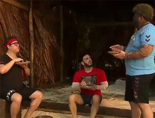 3 Adam'dan unutulmaz Survivor skeçleri!
