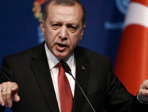 Erdoğan Uganda'da iş adamlarına seslendi