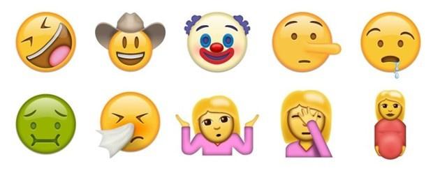 Smiley liste Full Emoji