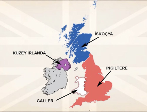 Birleşik Krallık parçalanıyor mu en büyük tehlike!
