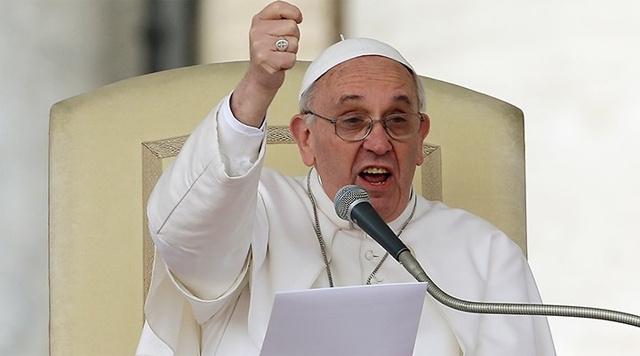 Papa Françesko'dan Cumhurbaşkanı Erdoğan'a mesaj!
