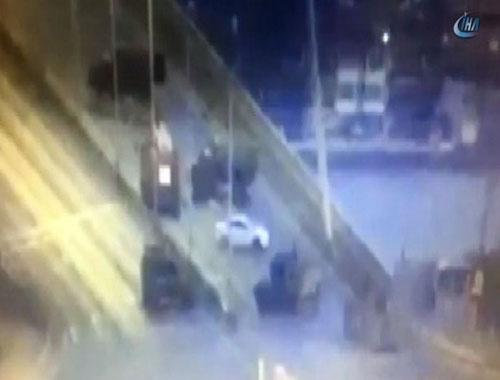 15 Temmuz darbe videoları vatandaşın üzerine tank atışı