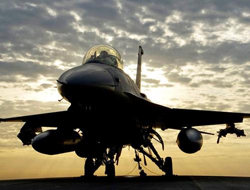 F-16'lar havada! Talimat Erdoğan'dan