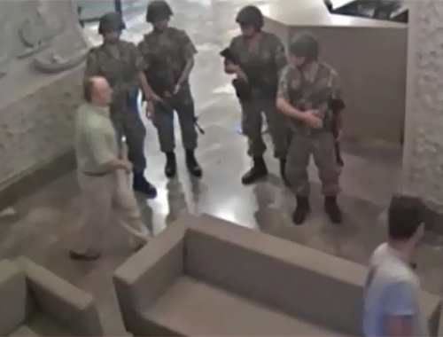 Darbe videoları! İBB'ye yapılan saldırı