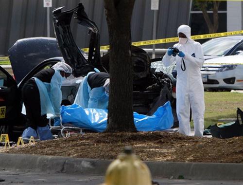 ABD'de Müslüman doktor öldürüldü