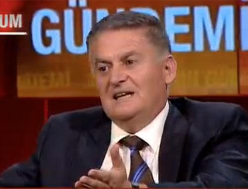 Ahmet Zeki Üçok'tan Necdet Özel'e FETÖ suçlaması!