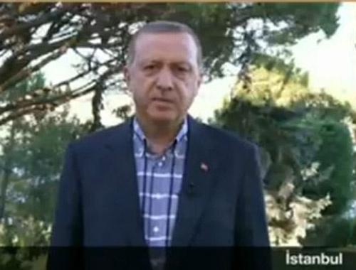 AK Parti'deki törende Erdoğan sürprizi!