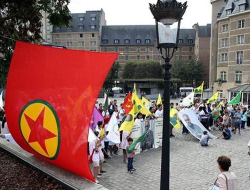 Belçika'dan PKK küstahlığı!