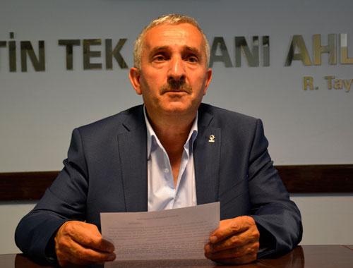 AK Partili başkan, kardeşi FETÖ'den tutuklanınca istifa etti