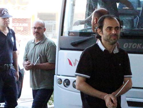 Muhsin Yazıcıoğlu'nun bacanağı adliyeye sevk edildi