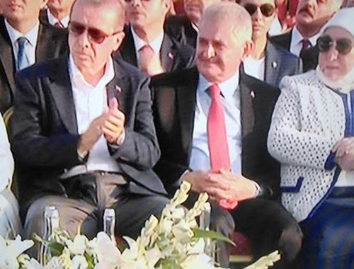 Bahçeli'nin bu sözlerini Erdoğan alkışladı