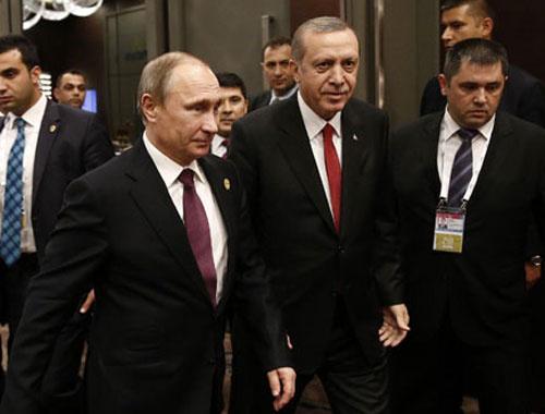 Erdoğan ile Putin arasında buzları eriten gece