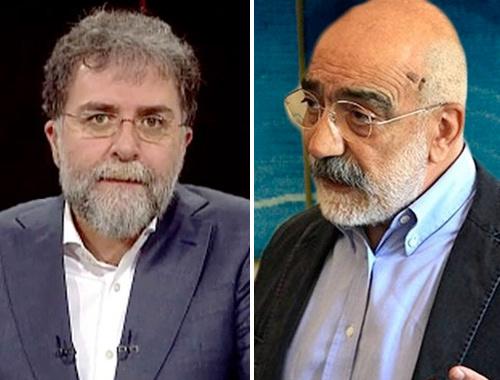 Ahmet Hakan Ahmet Altan'ı fena yakaladı