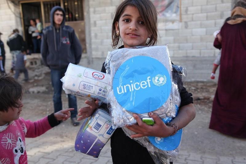 """UNICEF'den çok çarpıcı """"mülteci çocuklar"""" raporu - Sayfa 2"""
