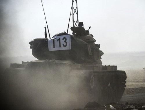 IŞİD Türk tankını vurdu! Şehitler var!
