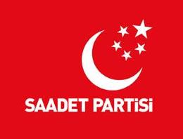 Saadet Partisi referandum oyunu açıkladı