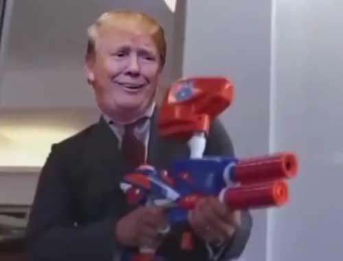 Trump'ın ilk günü videosu sosyal medyada rekor kırıyor