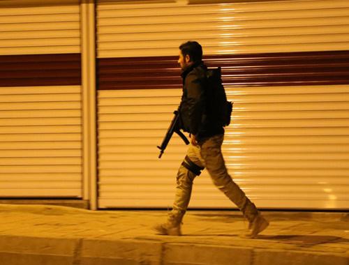Siirt'te askere roketatarlı saldırı!