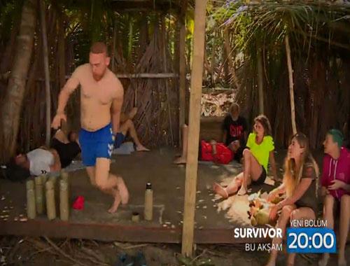 Furkan Kızılay'a ne oldu? Survivor adasını inleten çığlık