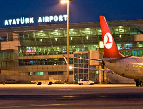 Atatürk Havalimanı'nda yakalandı Türkiye'de ilk!