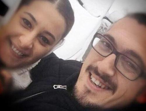 Nişanlı çiftin korkunç ölümü