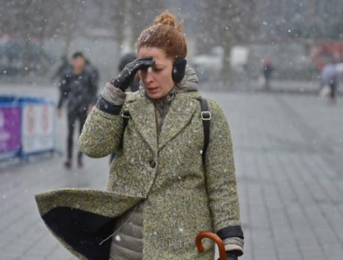 Çok yoğun kar geliyor 36 ili vuracak son hava durumu