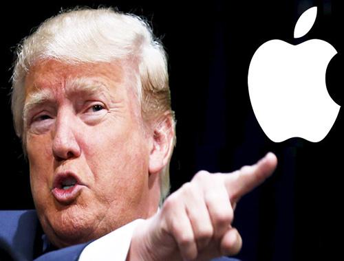 Trump'ın şoke eden Iphone hayali 7 milyar dolar!