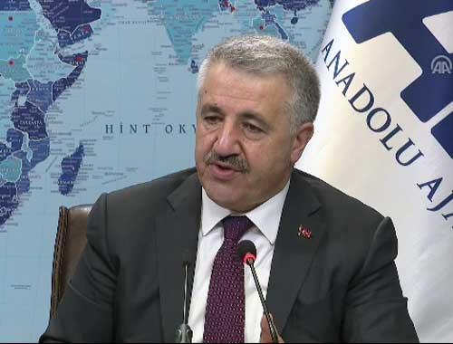 Ahmet Arslan: Kanal İstanbul projesi 5 güzergahta son aşamada