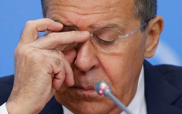 Rusya Dışişleri Bakanı Sergei Lavrov'dan Astana mesajı